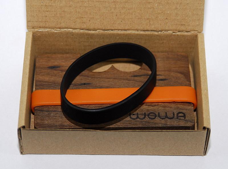 WOWA gift box for WOWA wood wallets, product photo 2