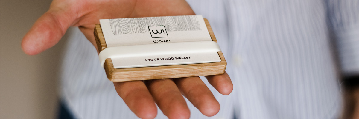 WOWA, your wood wallets