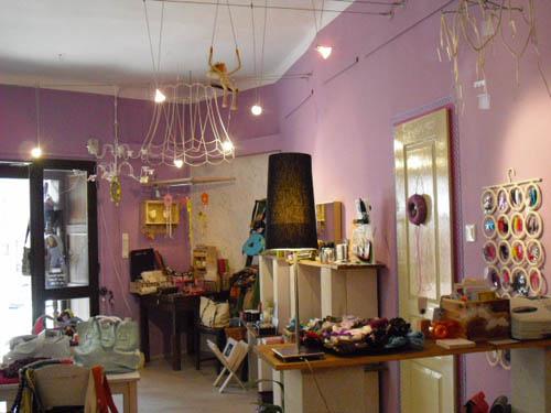 Buborék Shop, Buda