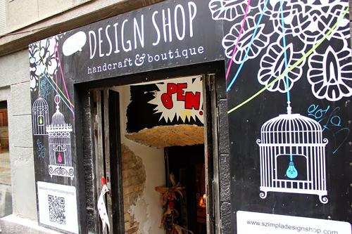 Szimpla Design Shop, Budapest